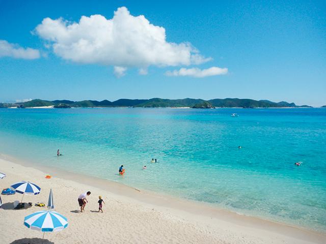 北浜ビーチ(阿嘉島)